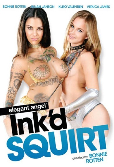 Película porno Inkd Squirt 2015 XXX Gratis