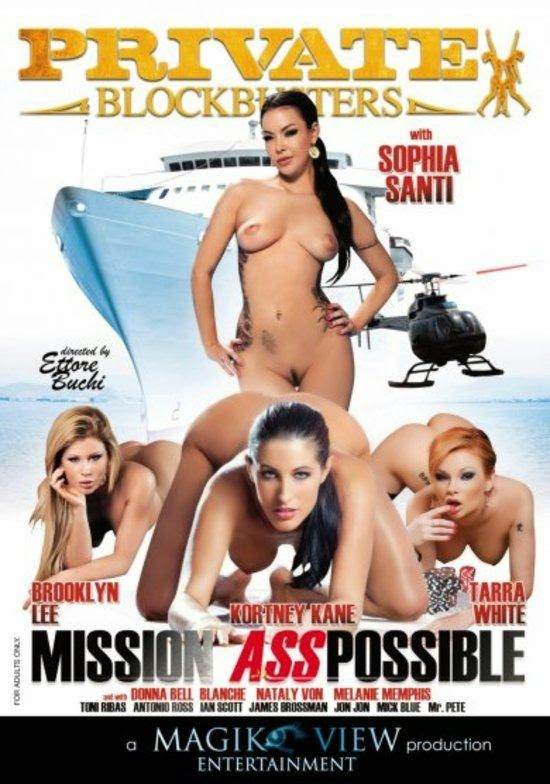 Película porno Blockbusters 7 Mission Asspossible 2011 XXX Gratis