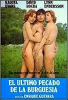 Película porno El Ultimo Pecado De La Burguesia 1978 Español XXX Gratis