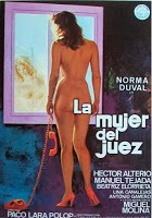 Película porno La mujer del juez 1984 Español XXX Gratis