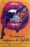 Los-amores-impuros-de-Sybille-1981-Español
