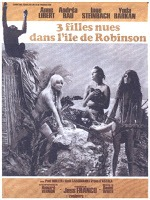 Robinson and His Tempestuous Slaves 1972 Francés