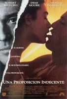 Película porno Una Proposicion Indecente 1993 Latino XXX Gratis