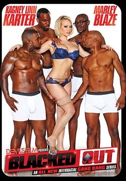 Película porno Blacked Out 2015 XXX Gratis