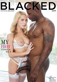 Película porno My First Interracial 4-BLACKED XXX Gratis