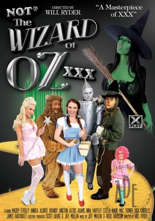 Película porno El mago de OZ parodia XXX 2013 XXX Gratis