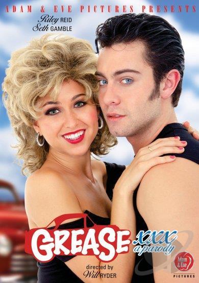 Película porno Grease, Parodia XXX XXX Gratis