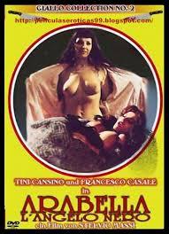 Película porno Arabella, El Angel Negro 1989 Español XXX Gratis