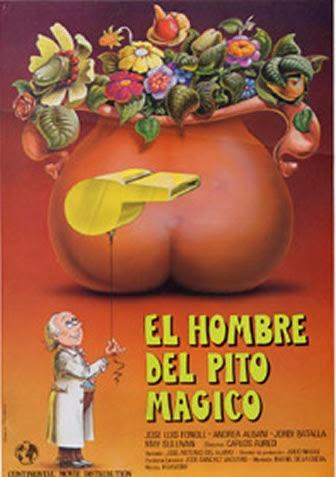 Película porno El hombre del pito mágico 1983 Español XXX Gratis