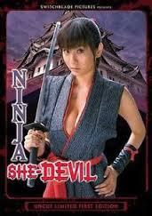 Ninja she devil 2009 Sub Español