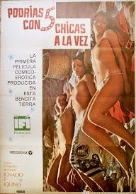 Película porno Podrías con cinco chicas a la vez? 1979 Español XXX Gratis