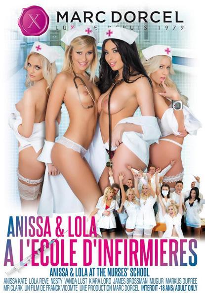 Película porno Anissa y Lola, escuela de enfermeras 2014 XXX Gratis
