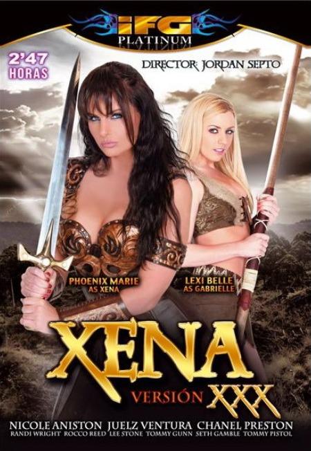 Película porno Xena la princesa guerrera (Parodia XXX) 2012 XXX Gratis