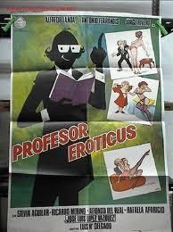 Película porno El Profesor Eroticus 1985 Español XXX Gratis