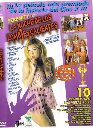 Película porno La noche de los zombis calientes XXX Gratis