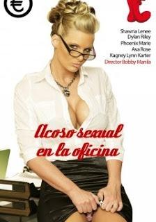 Película porno Acoso sexual en la oficina 2014 Español XXX Gratis