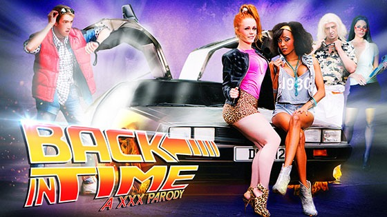 Película porno DigitalPlayground: Back In Time A XXX Parody NEW Ingles 2015 XXX Gratis