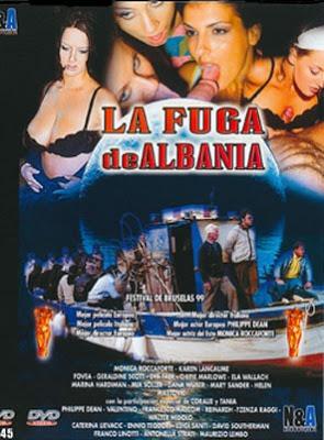 Película porno La fuga de Albania XXX Gratis