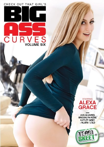 Película porno Big ass curves 6 XXX Gratis