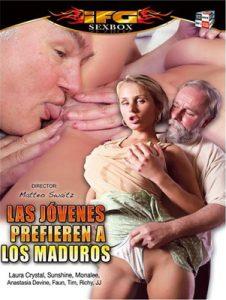 Película porno Las jóvenes los prefieren maduros XXX Gratis