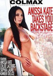 Película porno Anissa Kate Takes You Backstage 2016 XXX Gratis