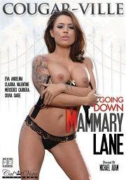 Película porno Cougar-Ville: Going Down Mammary Lane 2016 XXX Gratis