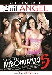 Película porno Rocco's Abbondan 5 (2016) XXX Gratis