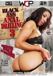Película porno Black Ass Anal Drilling 3 (2013) XXX Gratis