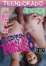 European Teensluts 8 (2015)