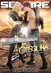 Película porno Heartbreaker VS Obscura: Lesbian Superheros 2015 XXX Gratis