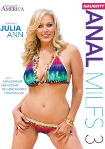 Película porno Naughty Anal MILFS 3 (2016) XXX Gratis
