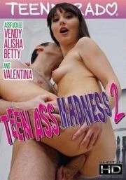 Película porno Teen Ass Madness 2 (2015) XXX Gratis