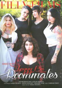 Película porno Nikki Hearts' Lezzz Be Roommates XXX Gratis
