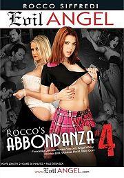 Película porno Rocco's Abbondanza 4 (2015) XXX Gratis