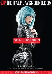 Película porno Sex Machina: A XXX Parody 2016 XXX Gratis