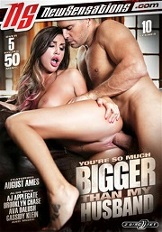 Película porno You're So Much Bigger Than My Husband 2016 XXX Gratis