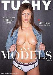 Película porno Anal Models 3 (2016) XXX Gratis