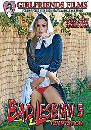 Película porno Bad Lesbian Temptation 5 (2016) XXX Gratis