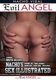 Película porno Nacho's Sex Illustrated 2016 XXX Gratis