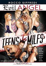 Película porno Teens vs MILFs 3 (2016) XXX Gratis