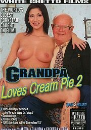 Película porno Grandpa Loves Cream Pie 2 (2008) XXX Gratis