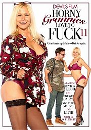 Horny Grannies Love To Fuck 11 (2017)