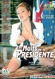 Las noches de la presidenta XXX