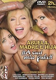 Abuela, madre e hija, a cual más puta XXX