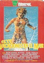 Sexy vacaciones en el mar XXX
