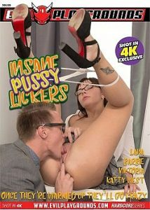 Insane Pussy Lickers (2017)