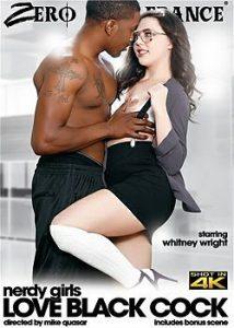 Nerdy Girls Love Black Cock (2018)