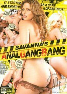 Savannas Anal Gangbang (2010)