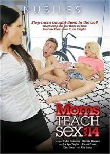 Película porno Moms Teach Sex 14 (2018) XXX Gratis