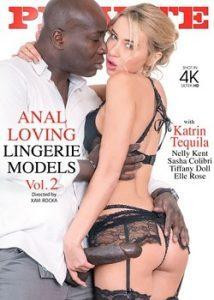 Película porno Anal Loving Lingerie Models 2 (2018) XXX Gratis